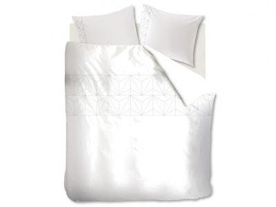Beddinghouse dekbedovertrek Cevennes white