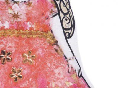 Beddinghouse sierkussen Dress-Up Princess