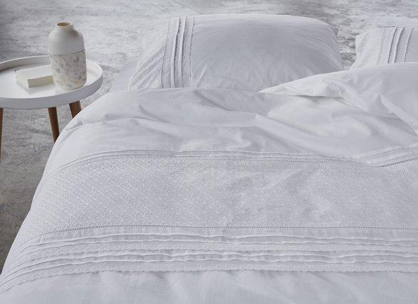Dekbed lits jumeaux trendy satin duor bolero with dekbed lits