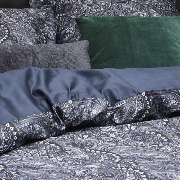 Essenza Home dekbedovertrek Mirre blauw