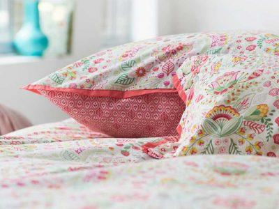 Pip Studio nekrol XL Sea Stitch pink