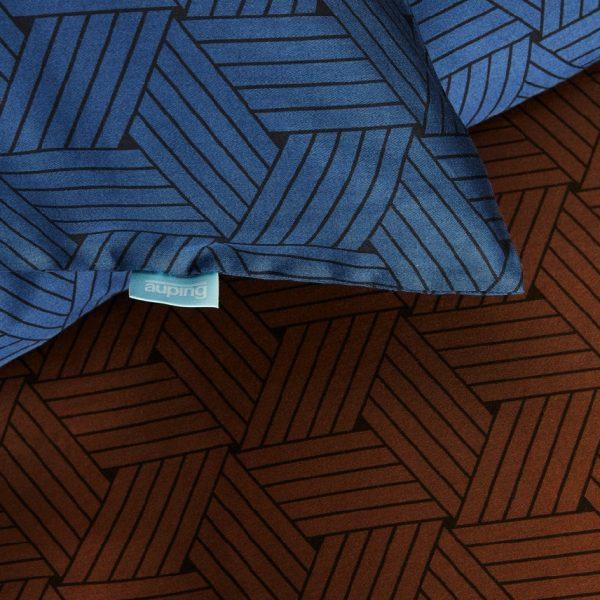 Auping dekbedovertrek Ettore Blue