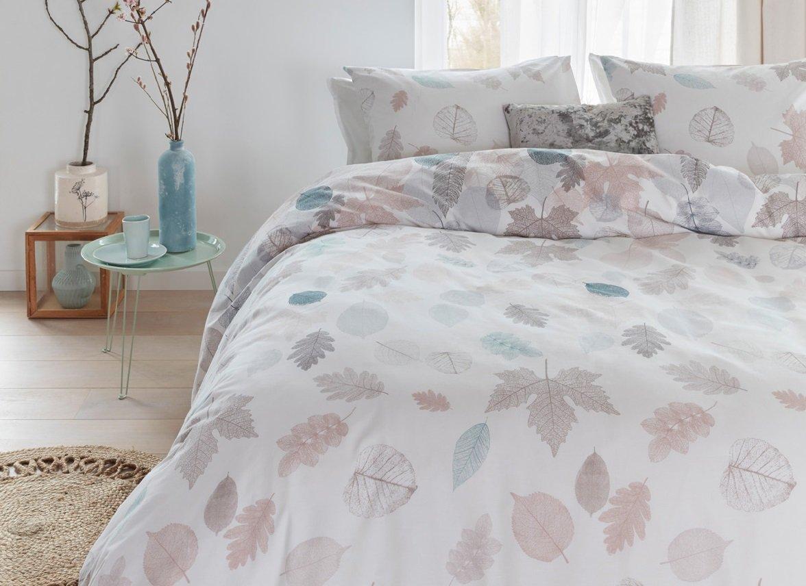 Beddinghouse dekbedovertrek Ela Soft Pink