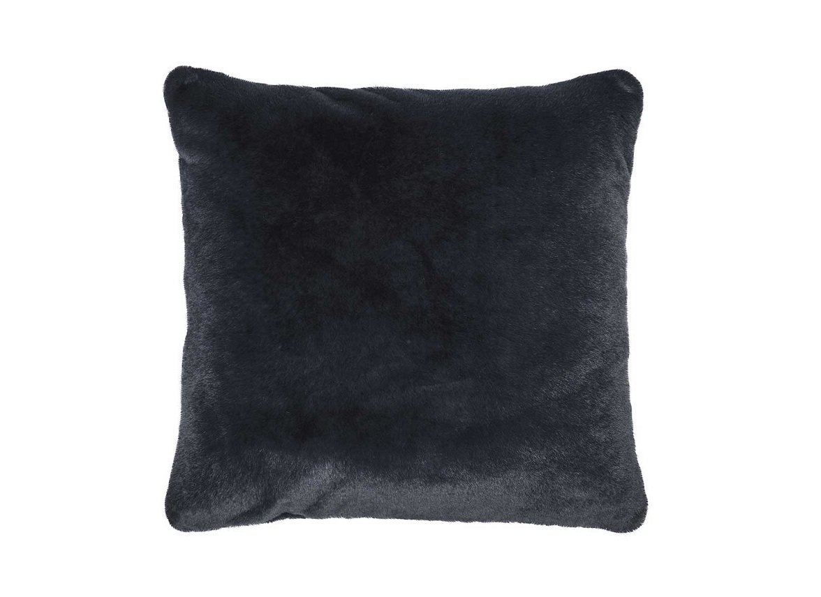 Essenza Home sierkussen Furry nightblue