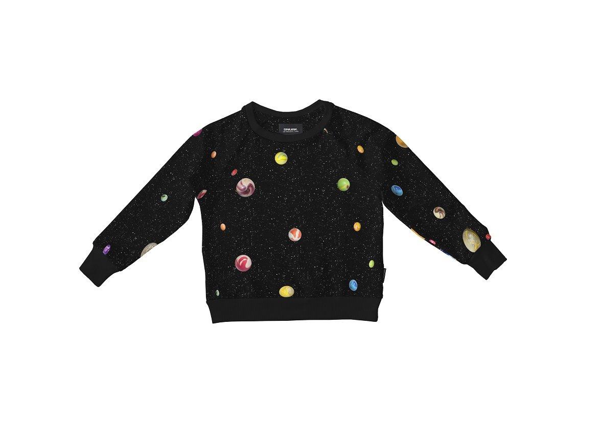 Snurk Homewear Marble Universe Sweater