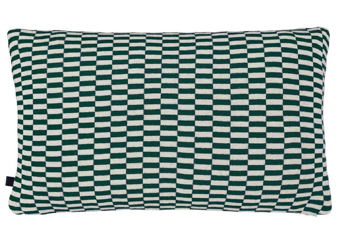 Marc O'Polo sierkussen Yara green 30×50