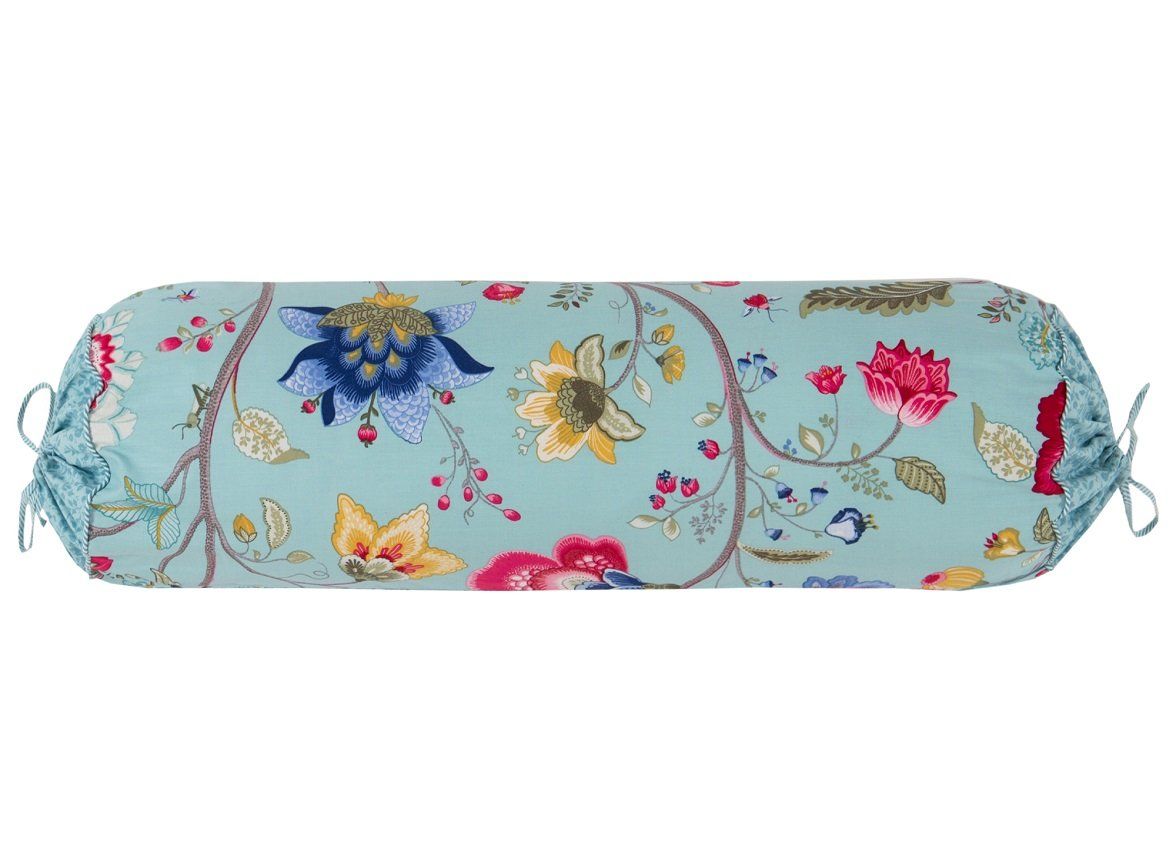 Pip Studio nekrol XL Floral fantasy ocean blue