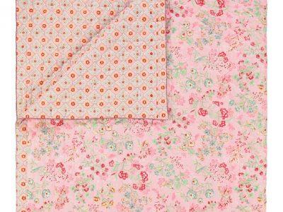 Pip Studio quilt Jaipur Flower roze