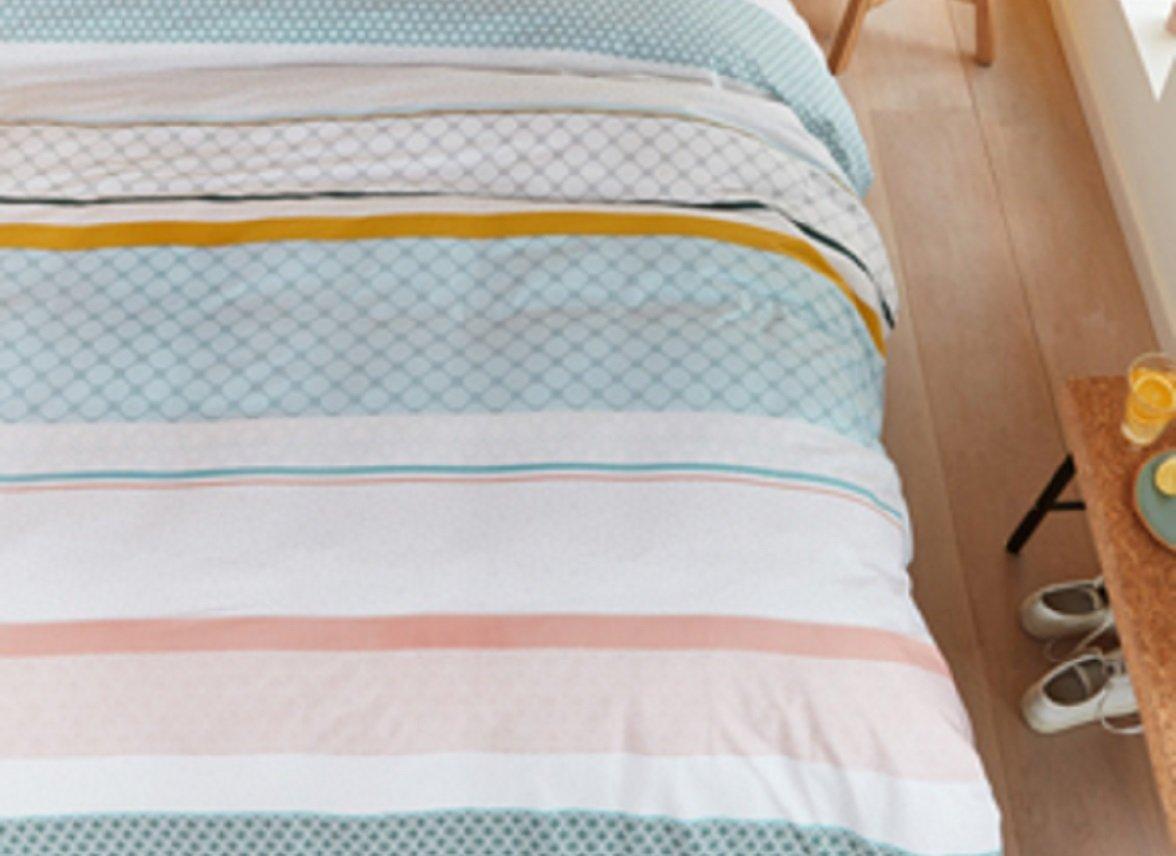 Beddinghouse dekbedovertrek Sweet Lace multi
