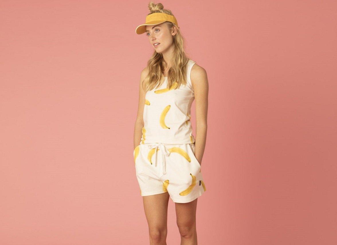 Snurk Homewear Bananas Short Dames