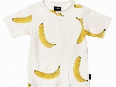 Snurk Homewear Bananas T-shirt kinderen