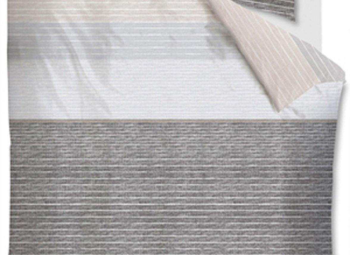 Beddinghouse dekbedovertrek Chalk sand