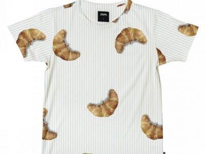 Snurk Homewear Croissant T-shirt kinderen