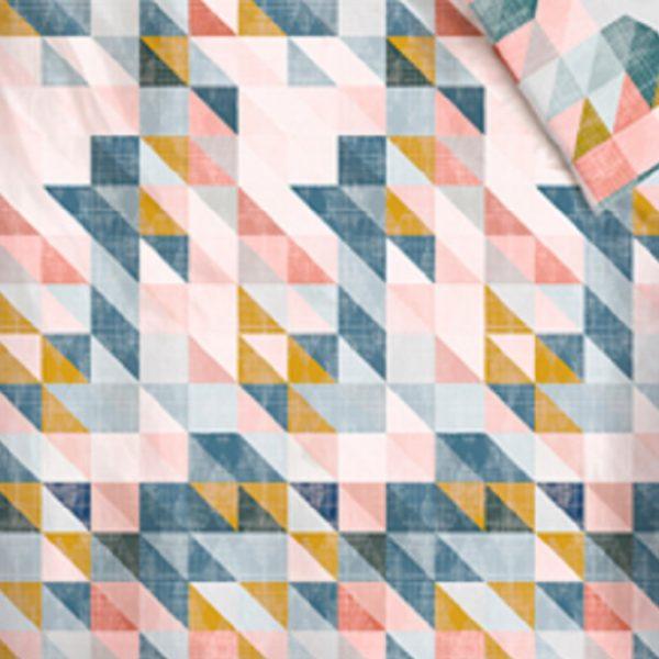 Beddinghouse dekbedovertrek Jolij pink