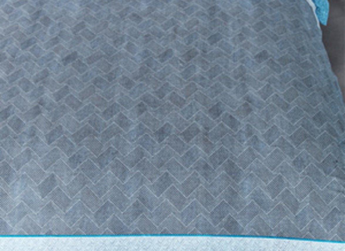 Beddinghouse dekbedovertrek Lucca blue