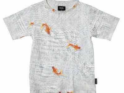 Snurk Homewear Goldfish T-shirt Heren
