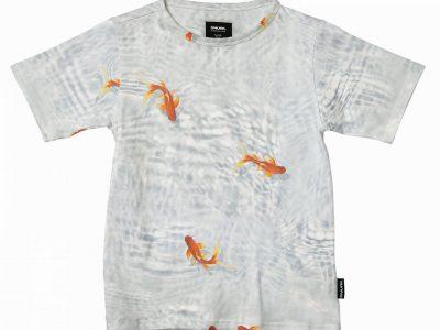Snurk Homewear Goldfish T-shirt kinderen