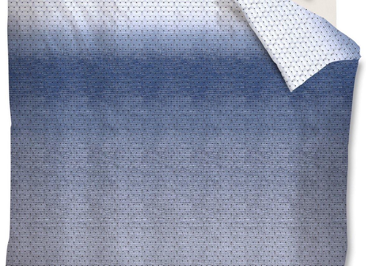 Auping dekbedovertrek Flax blue