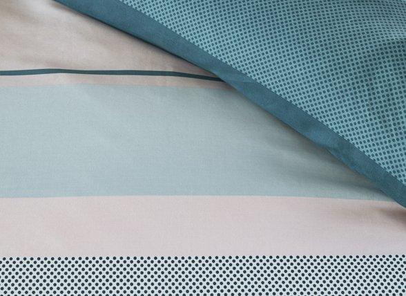 Beddinghouse dekbedovertrek Kata pastel