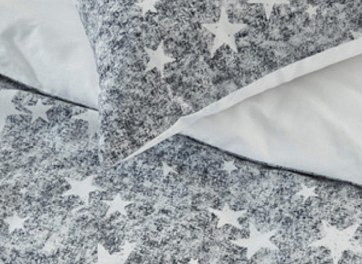 Riviera Maison dekbedovertrek Counting Stars grey