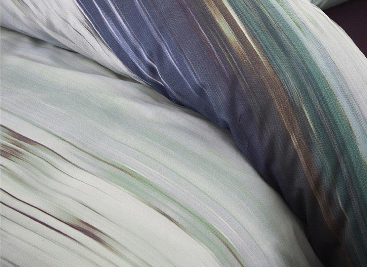 Essenza Home dekbedovertrek Sitor blauw