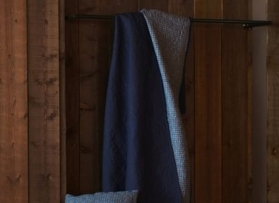 Pip Studio sprei Quilty Night dark blue