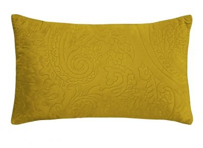 Essenza Home sierkussen Roeby golden yellow