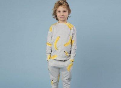 Snurk Homewear Banana broek kinderen