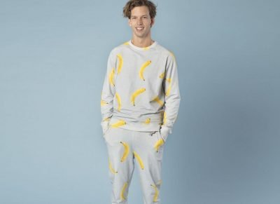 Snurk Homewear Banana broek heren