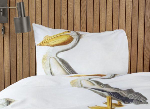 Snurk dekbedovertrek Pelican