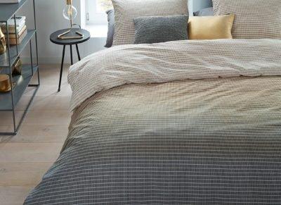 Beddinghouse dekbedovertrek Marmore grey