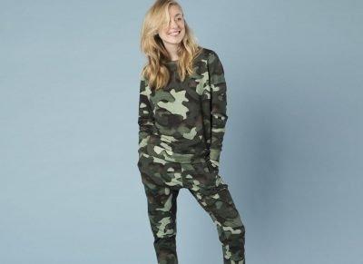 Snurk Homewear Paper Jungle broek dames