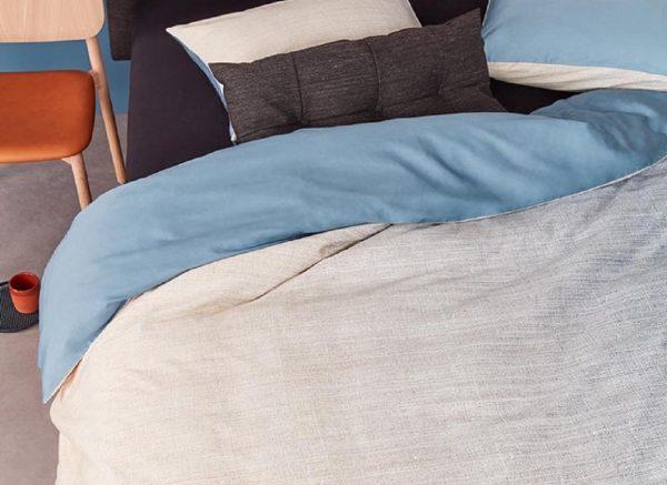 Auping dekbedovertrek Odyssey blue