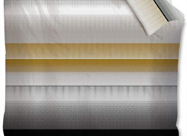 Beddinghouse dekbedovertrek Senn grey