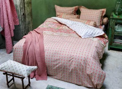 Pip Studio dekbedovertrek Nilgirig roze