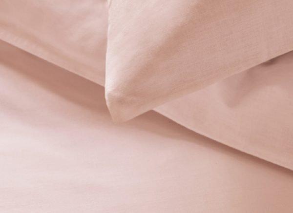 Beddinghouse dekbedovertrek Basic soft pink