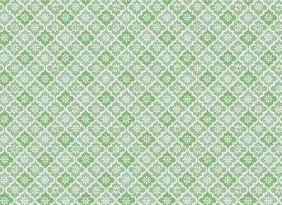 Pip Studio hoeslaken Petit Tile groen