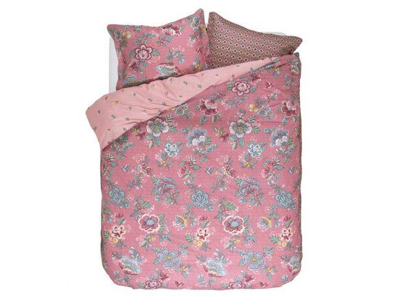 Pip studio dekbedovertrek Berry Bird roze