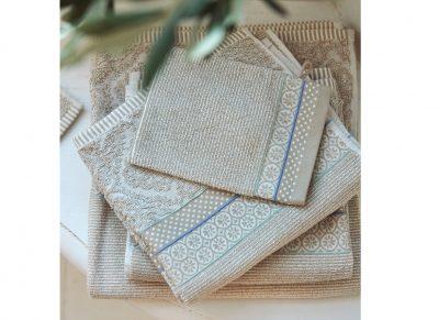 Pip Studio badgoed Soft Zellige khaki