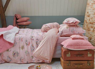 Pip Studio dekbedovertrek Boasin pink