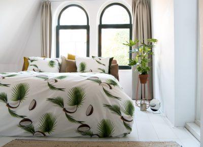 Snurk dekbedovertrek Coconuts
