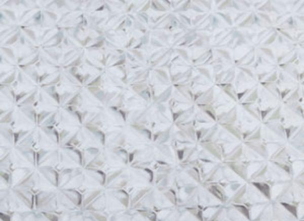 At Home dekbedovertrek Glass white