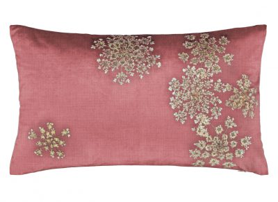 Essenza Home sierkussen Lauren dusty rose