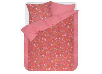 Pip Studio dekbedovertrek La Majorelle pink