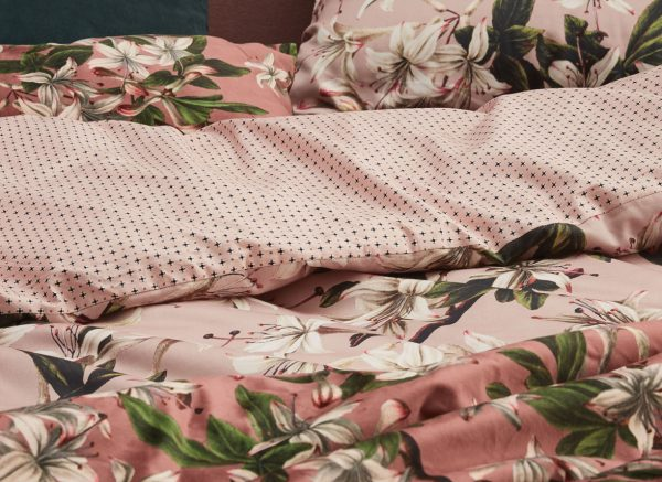 Essenza Home dekbedovertrek Lily rose