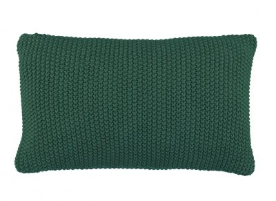 Marc O'Polo sierkussen Nordic Knit green 30×60