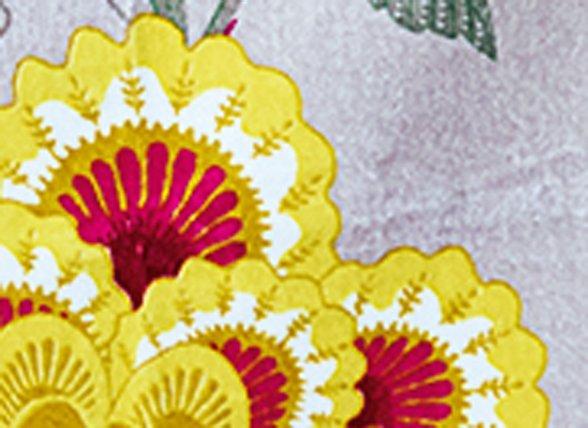 Pip badgoed Floral Fantasy khaki