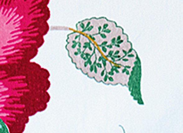 Pip badgoed Floral Fantasy Star white