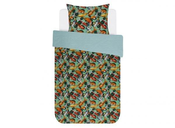 Covers & Co dekbedovertrek Riva green