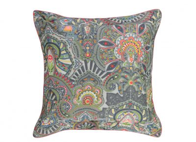 Pip Studio sierkussen Sunrise grey 45×45